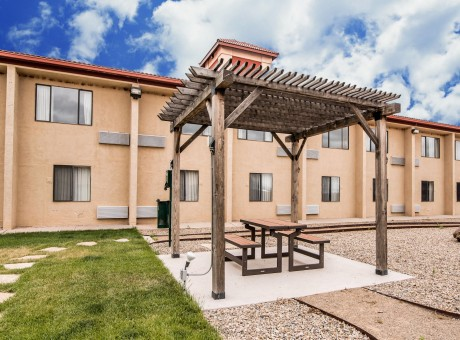 Comfort Inn Santa Rosa - Courtyard