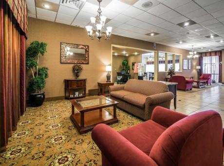 Comfort Inn Santa Rosa - Lounge