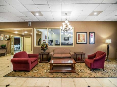 Comfort Inn Santa Rosa - Lobby
