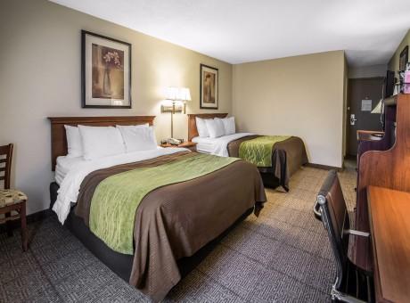 Comfort Inn Santa Rosa - Top Hotel in Santa Rosa