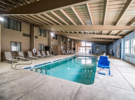 Comfort Inn Santa Rosa - Indoor Pool and Spa